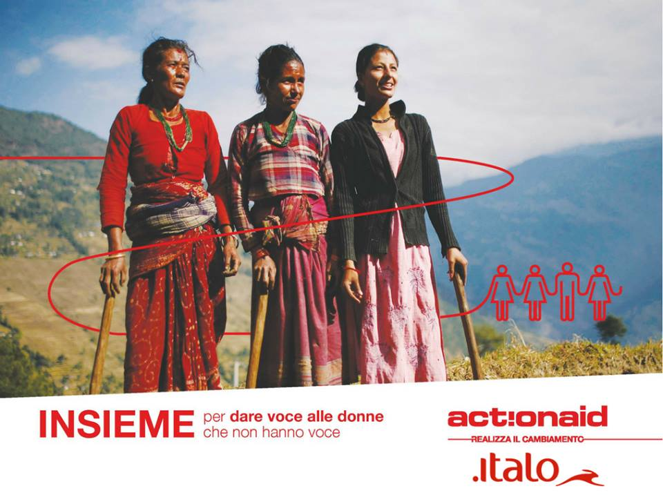 Italo and Actionaid