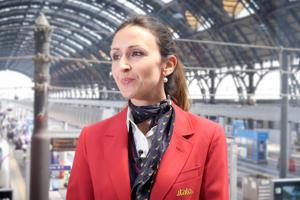 Interview with Laura, Train Hostess