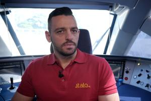Interview with Stefano, Driver